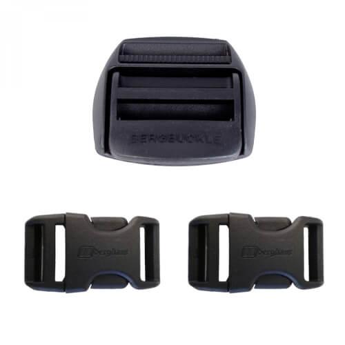 berghaus buckle Set 50mm und 25mm