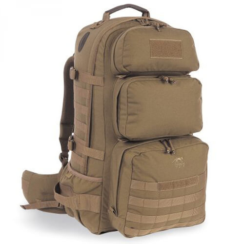 Tasmanian Tiger Trooper Pack coyote brown