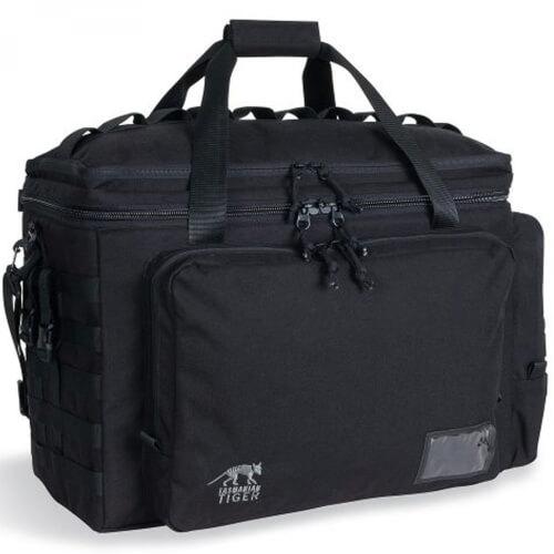 Tasmanian Tiger Shooting Bag schwarz