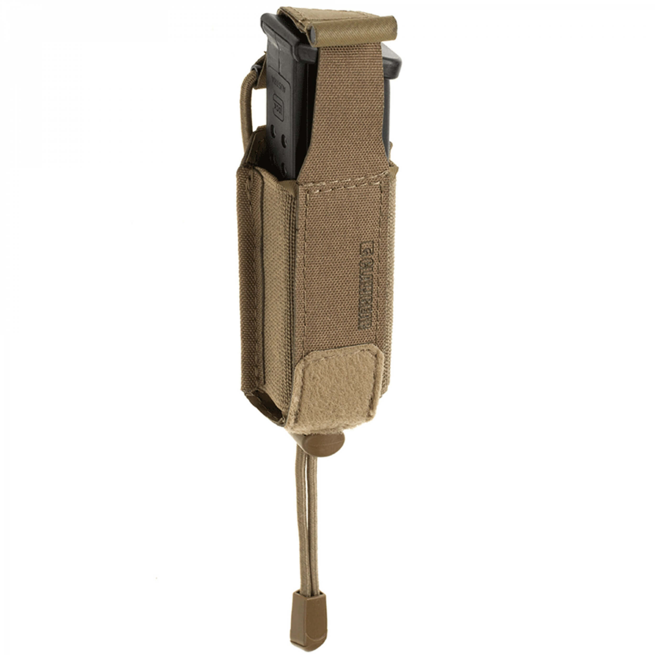 Clawgear 9mm Backward Flap Magazintasche coyote