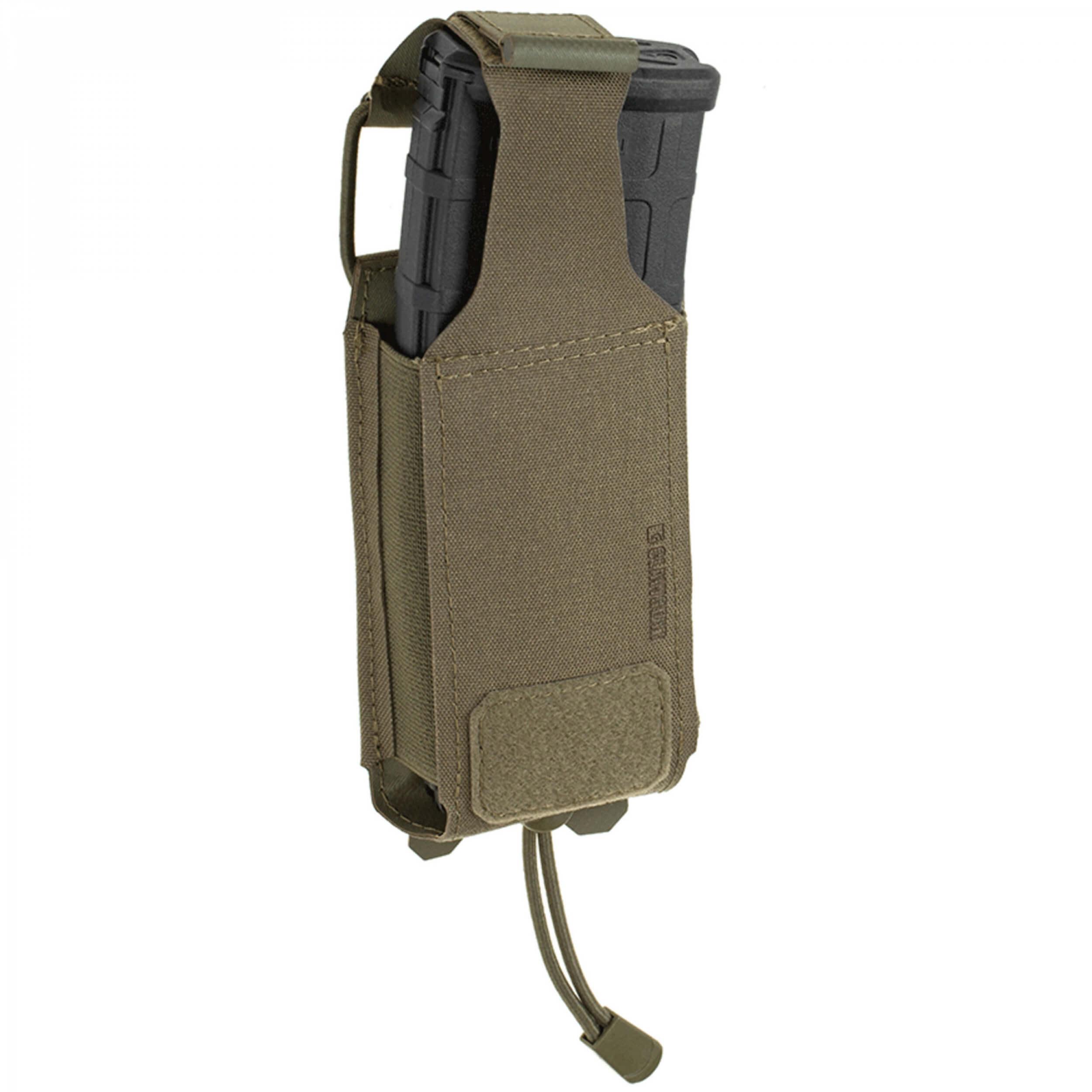 Clawgear 5,56mm Backward Flap Magazintasche RAL7013