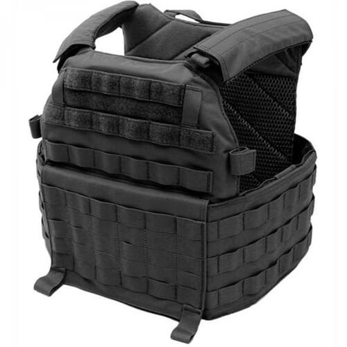 Warrior DCS Releasable Plate Carrier schwarz