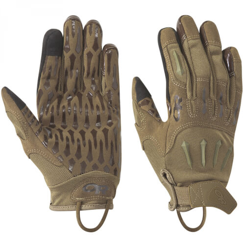 Outdoor Research Ironsight Sensor Gloves coyote