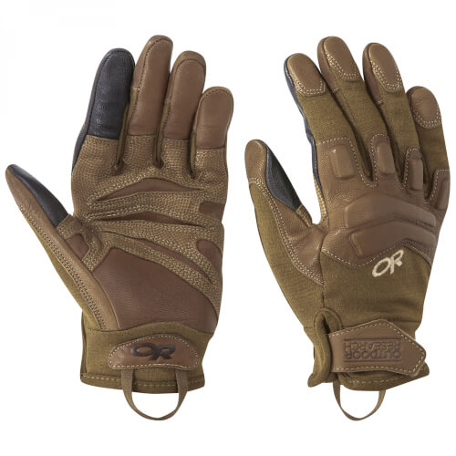 Outdoor Research Firemark Sensor Gloves coyote