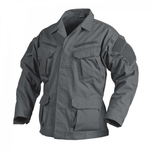 Helikon-Tex SFU Next Shirt - PolyCotton Ripstop shadow grey
