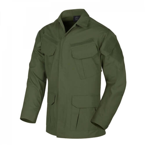 Helikon-Tex SFU Next Shirt - PolyCotton Ripstop olive green