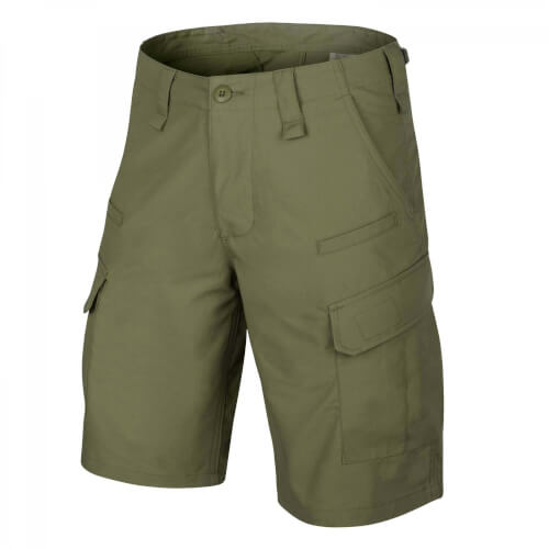 Helikon-Tex CPU Shorts - PolyCotton Ripstop olive green