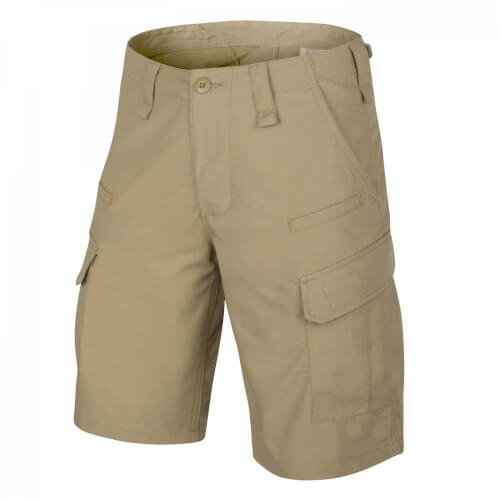 Helikon-Tex CPU Shorts - PolyCotton Ripstop khaki