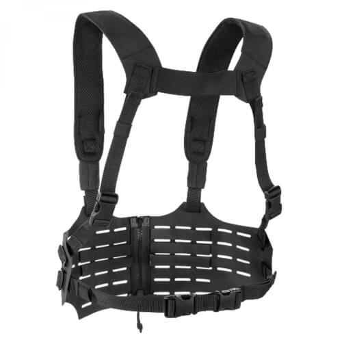 Tasmanian Tiger Chest Rig LP schwarz