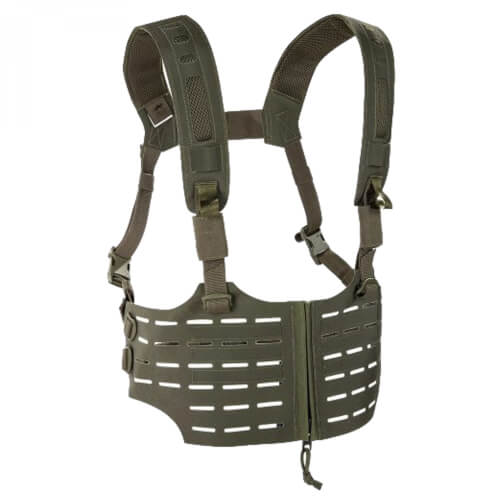 Tasmanian Tiger Chest Rig LP oliv