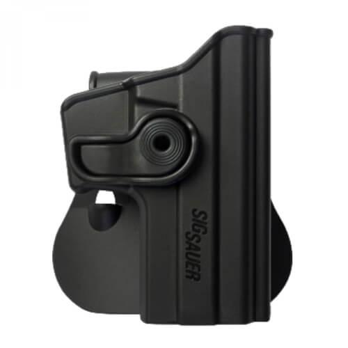 IMI Holster Z1090, Sig Sauer P225, P229 Holster für Rechtsschützen black