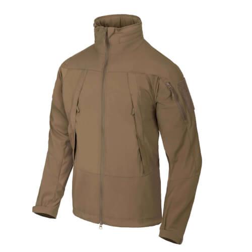 Helikon-Tex BLIZZARD Jacket - StormStretch mud brown