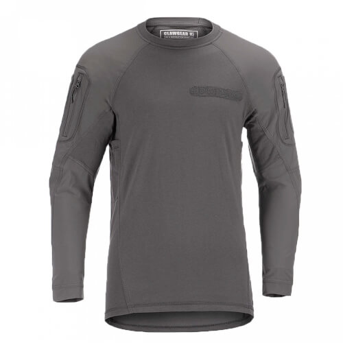 CLAWGEAR MK.II Instructor Shirt LS Solid Rock