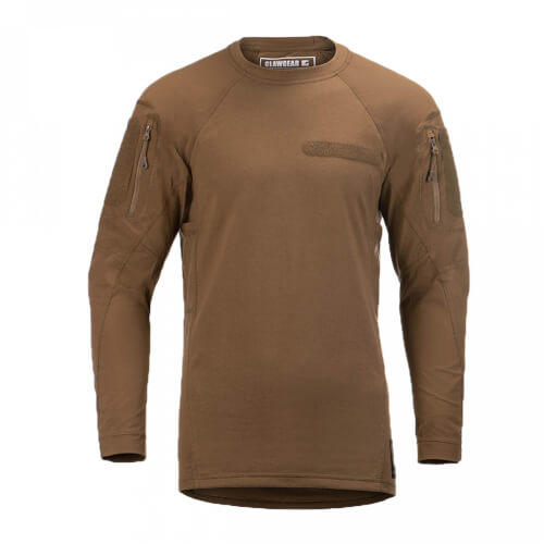 CLAWGEAR MK.II Instructor Shirt LS coyote