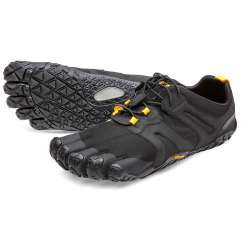 Vibram Fivefingers V-Trail 2.0 Damen Black/Yellow