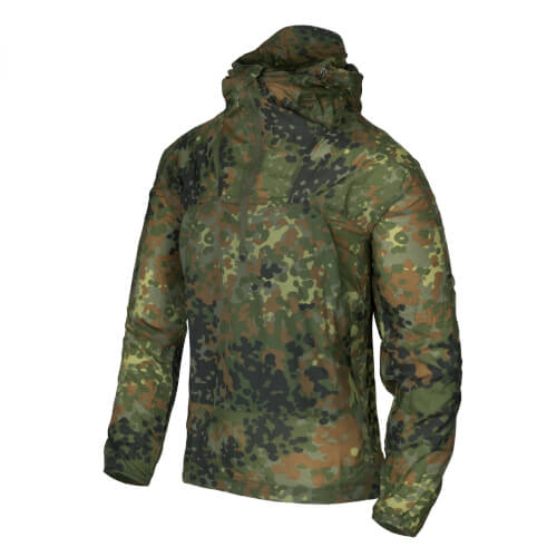 Helikon-Tex Windrunner Windshirt - WindPack Nylon flecktarn