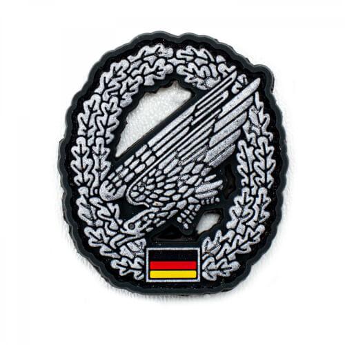 Y-Patches 3D PVC Barettabzeichen Fallschirmjägertruppe
