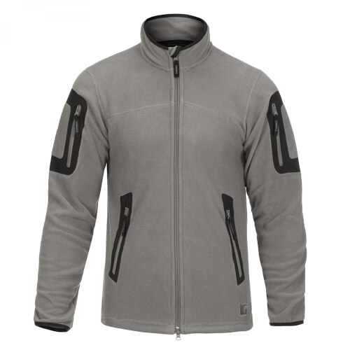 Clawgear Aviceda Fleece Jacket Solid Rock Grau Größe XXL