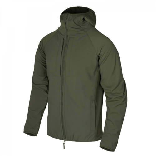 Helikon-Tex Urban Hybrid Softshell Jacket - StormStretch taiga green