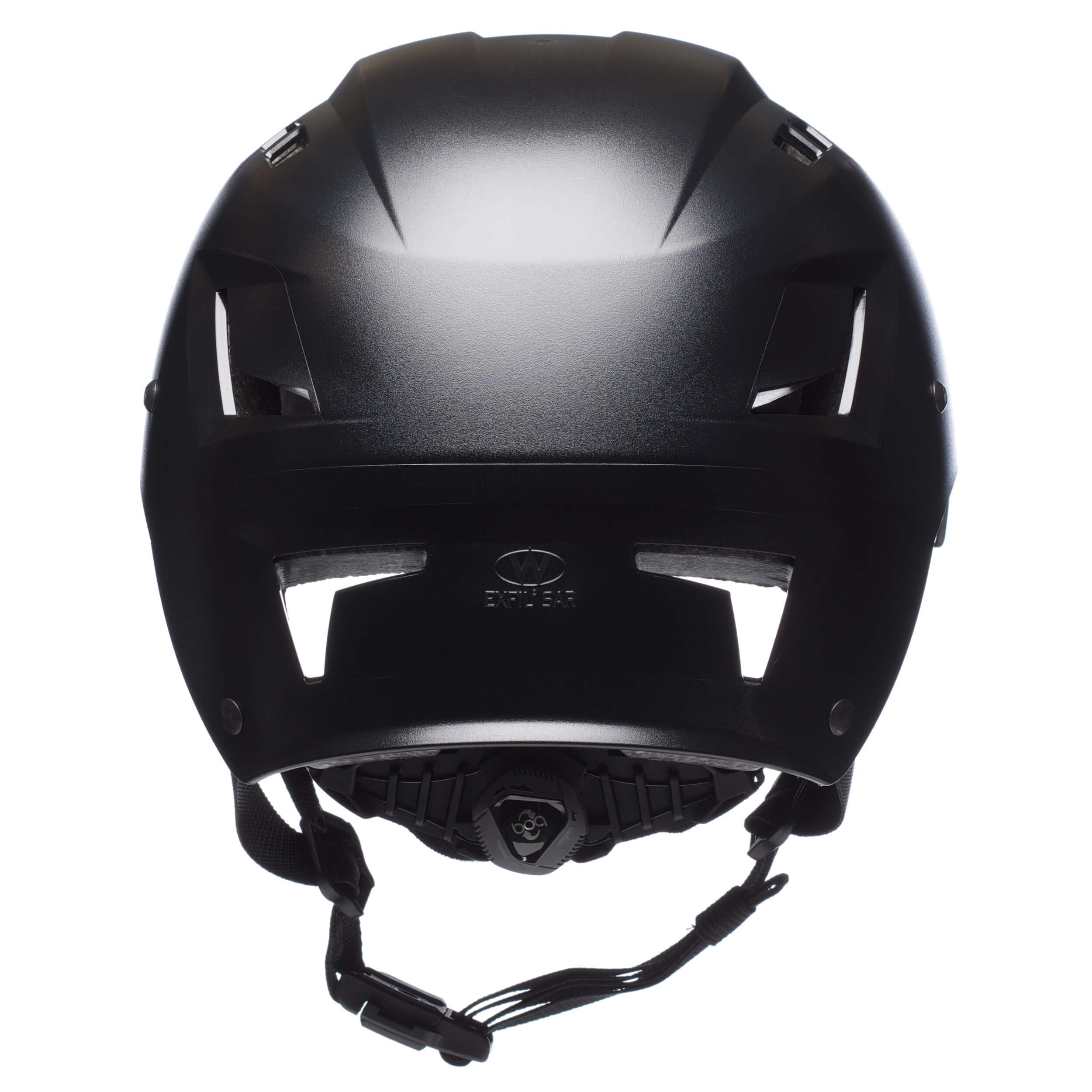 Team Wendy EXFIL SAR Backcountry Helmet schwarz