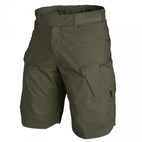 Helikon-Tex Urban Tactical Shorts 11'' - PolyCotton Ripstop olive green