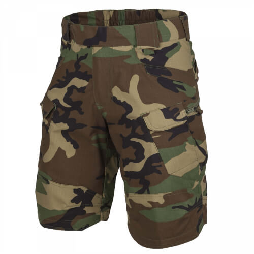 Helikon-Tex Urban Tactical Shorts 11'' Cargoshorts us woodland