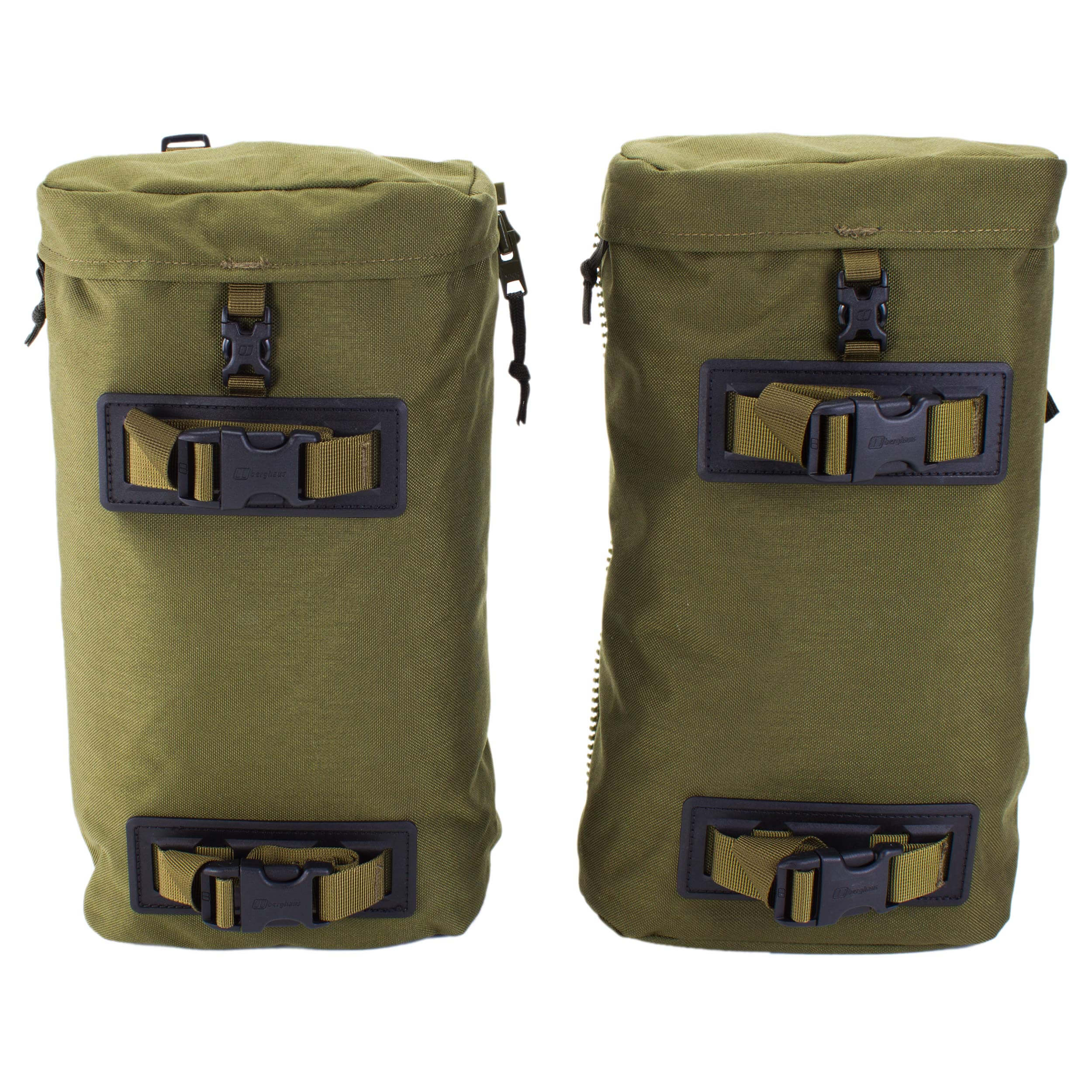 berghaus MMPS Pockets II 2x 10 Liter oliv