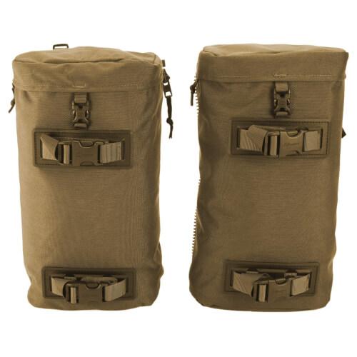 berghaus MMPS Pockets II 2x 10 Liter coyote