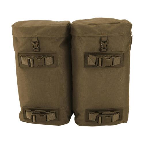 berghaus MMPS Pockets II 2x 10 Liter earth-brown