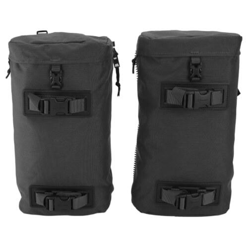 berghaus MMPS Seitentaschen schwarz 2x 10L