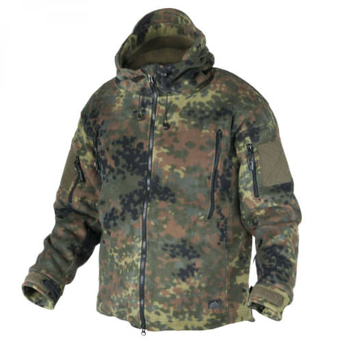 Helikon-Tex Patriot Heavy Fleece Jacket flecktarn