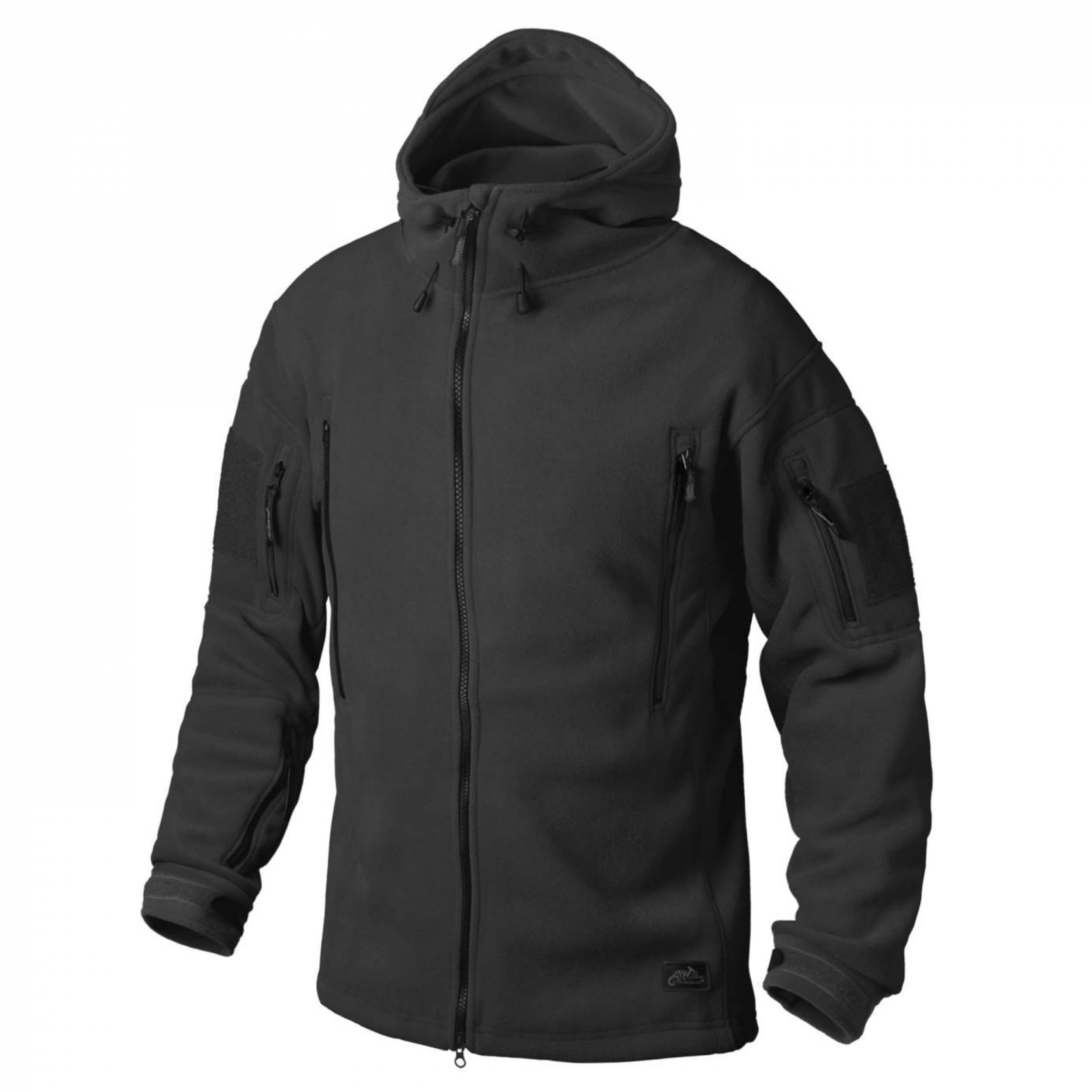 Helikon-Tex Patriot Jacke - Double Fleece black