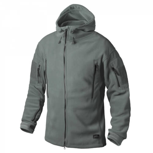 Helikon-Tex Patriot Jacke - Double Fleece foliage green