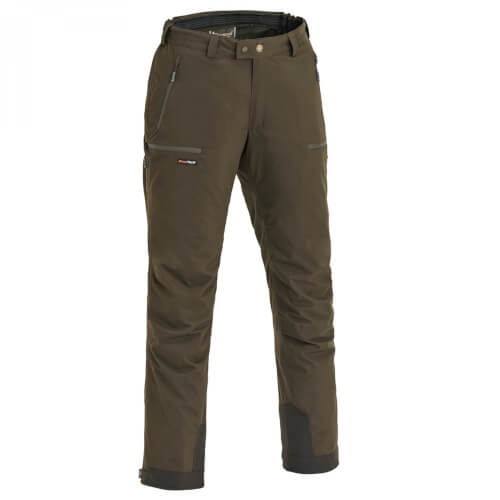 Pinewood Trousers Grouse-Lite Suede Brown
