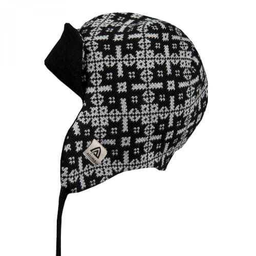 Aclima Hotwool Polar Cap black