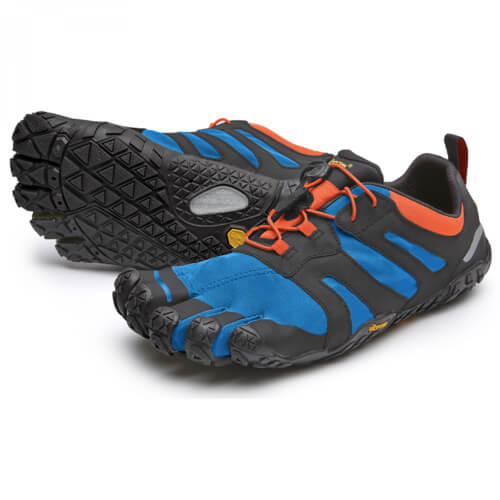Vibram Fivefingers V-Trail 2.0 Blue/Orange