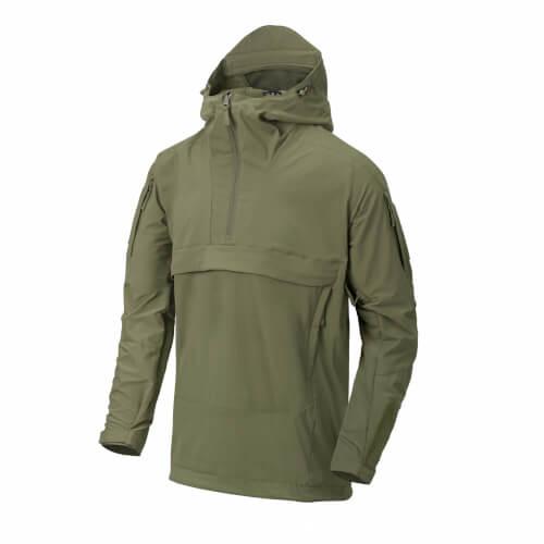 Helikon-Tex MISTRAL Anorak Jacket - Soft Shell Adaptive Green