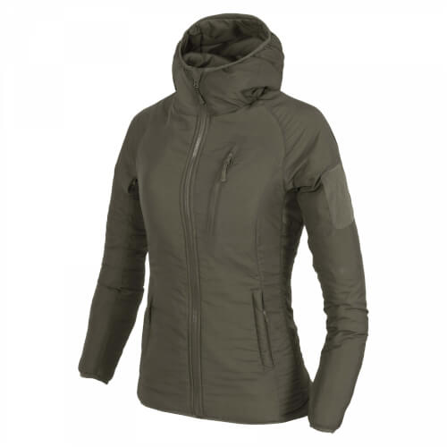 Helikon-Tex WOMEN'S WOLFHOUND Hoodie Jacket taiga green