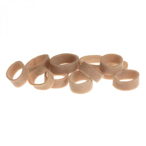 Clawgear Rubber Bands Micro 12 stk.