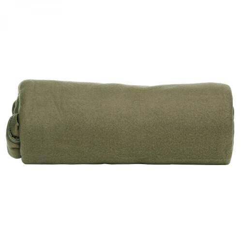 Fosco Industries Schlafsack fleece grün