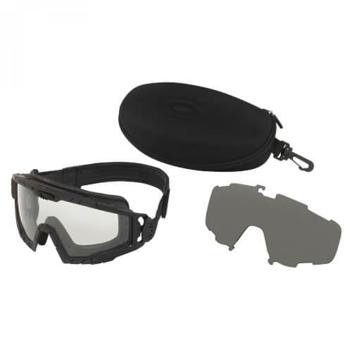 Oakley SI Ballistic Goggle 2.0 Black Array Clr/Gry