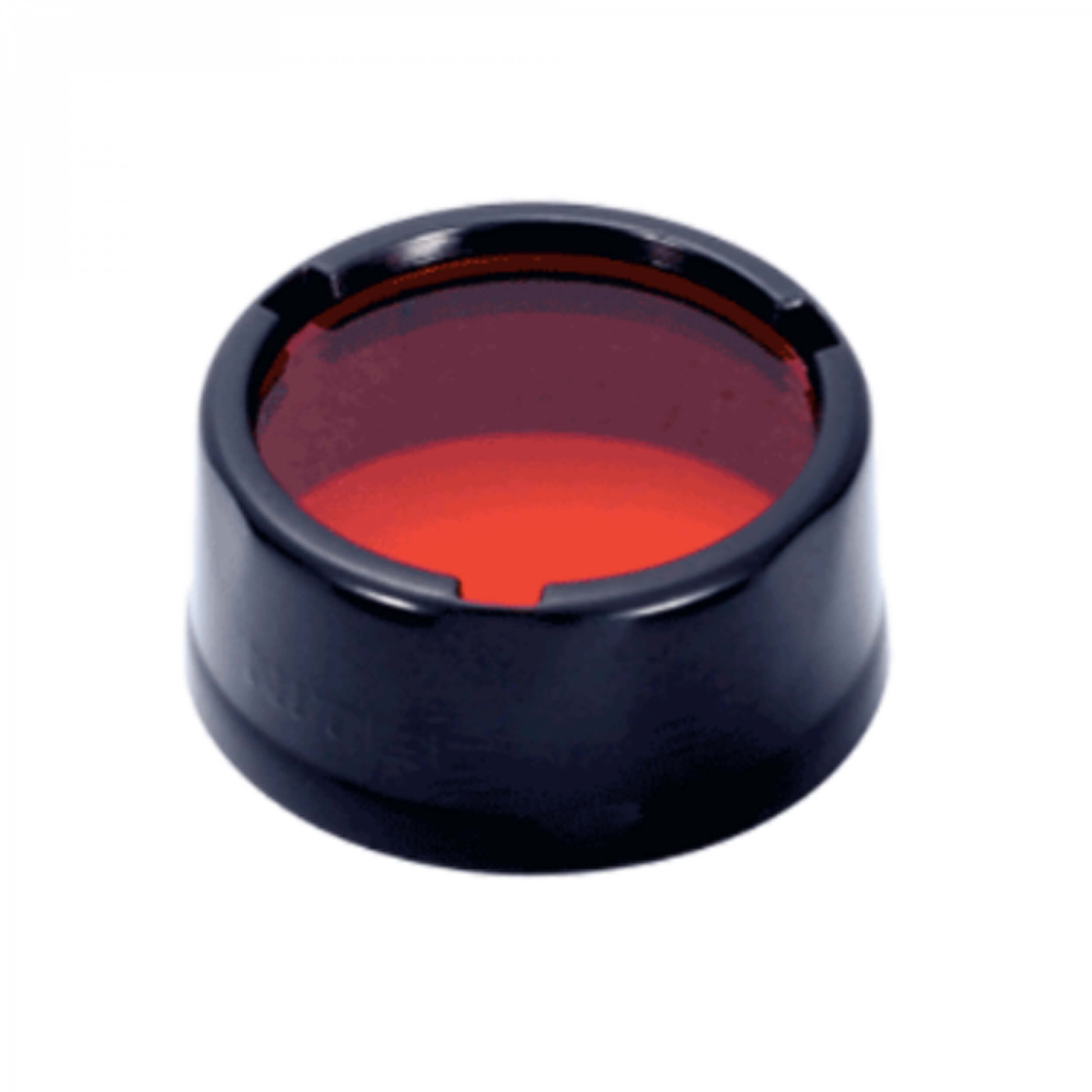 NiteCore Filter 25,4mm rot