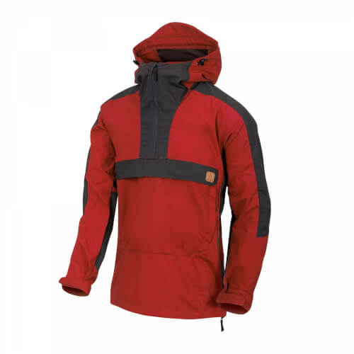 Helikon-Tex WOODSMAN Anorak Jacket crimson sky/ash grey