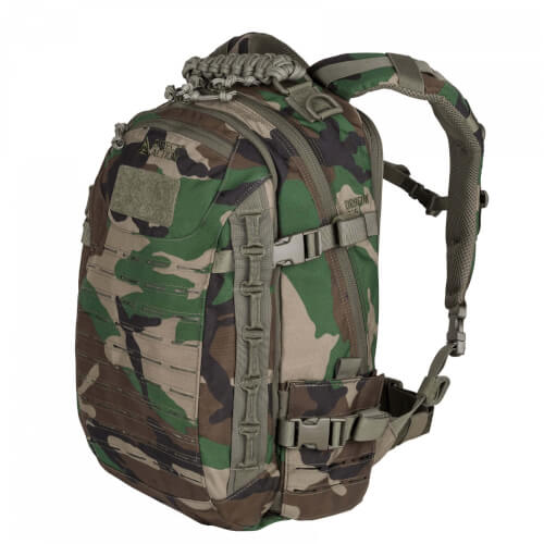DIRECT ACTION DRAGON EGG MKII Backpack - Cordura - US Woodland