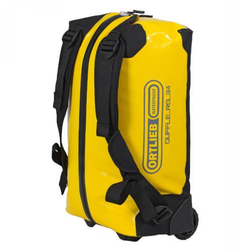 Ortlieb Duffle RG sun yellow