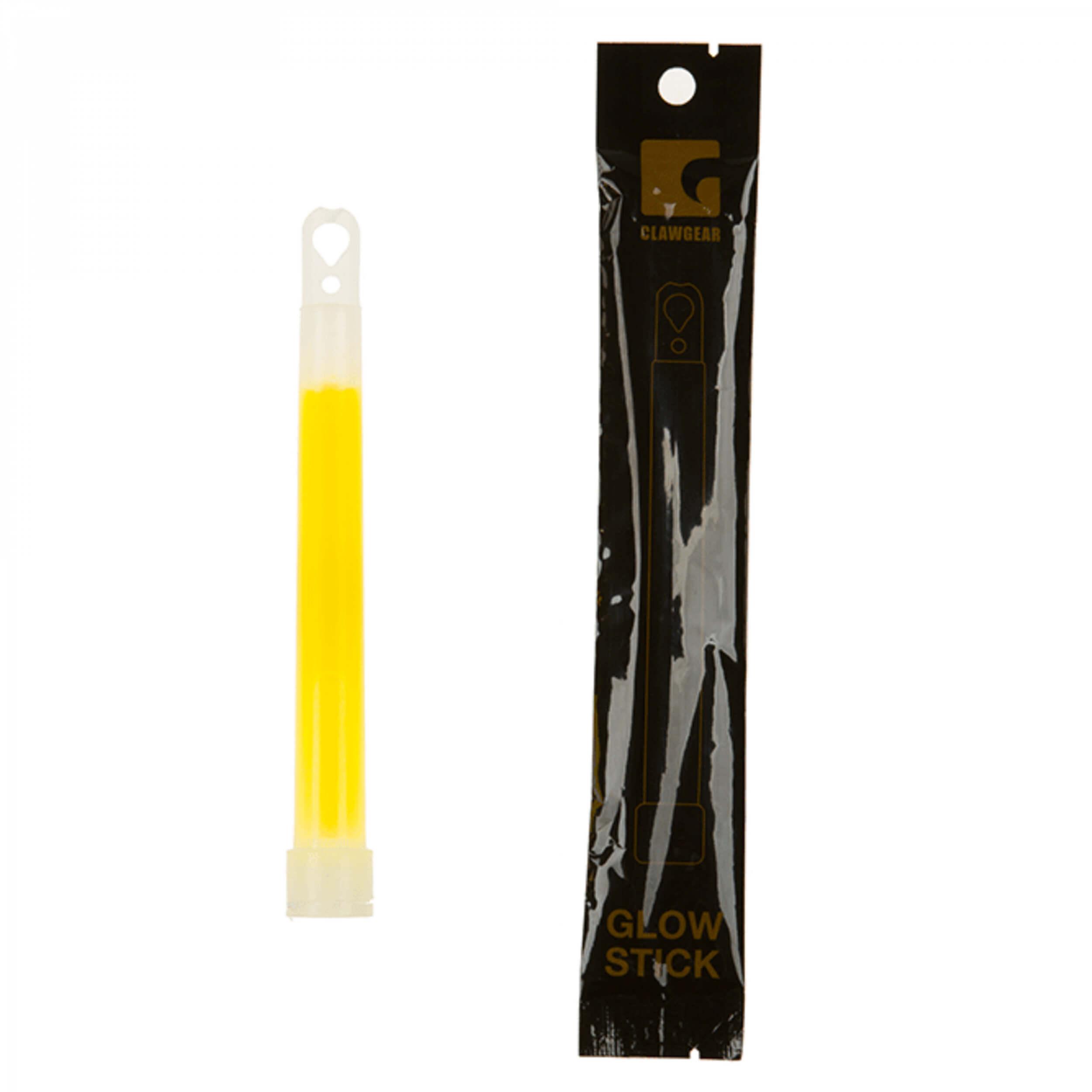 Clawgear 6 Inch Light Stick Knicklicht gelb