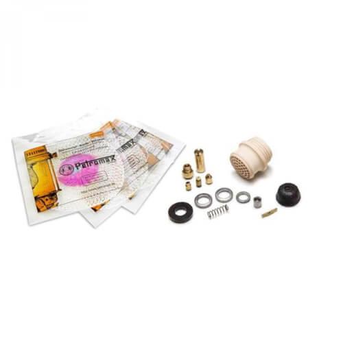 Petromax Verschleißteil-Set HK500mit Zweiloch-Glühstrümpfen