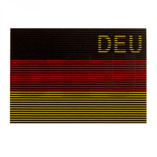 Clawgear Dual IR Patch DEU