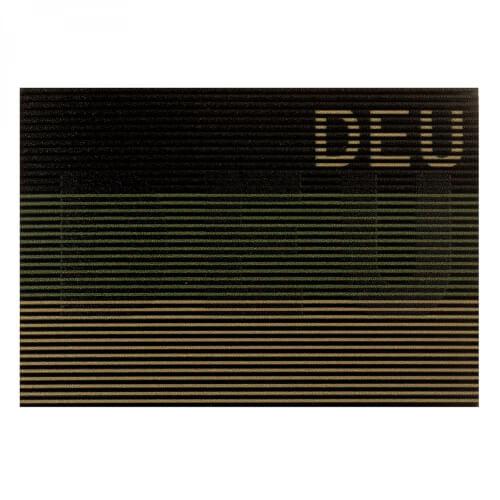 Clawgear Dual IR Patch DEU RAL7013