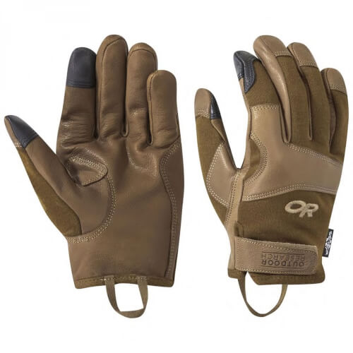 Outdoor Research Suppressor Sensor Gloves coyote